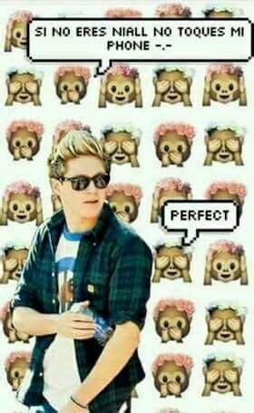 imagenes que digan no toques mi celular if your not niall don t touch my phone perfect o n e d i
