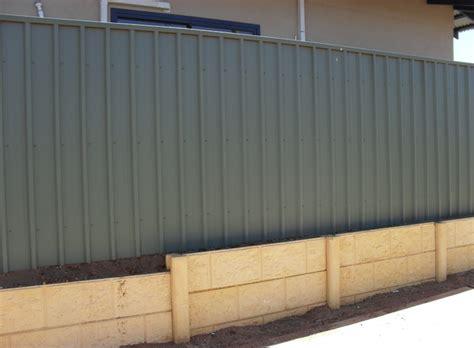retaining walls karratha wa retaining walls karratha western australia menzies contracting