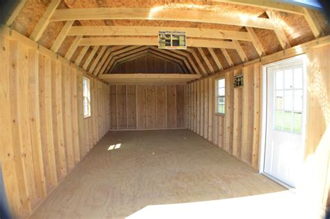lofted barn garage alto portable buildings alto portable
