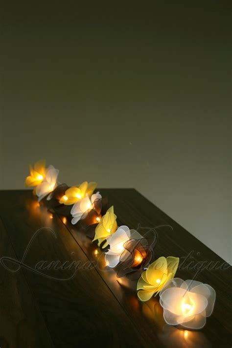 bumble bee string lights 20 bumblebee flower led string lights