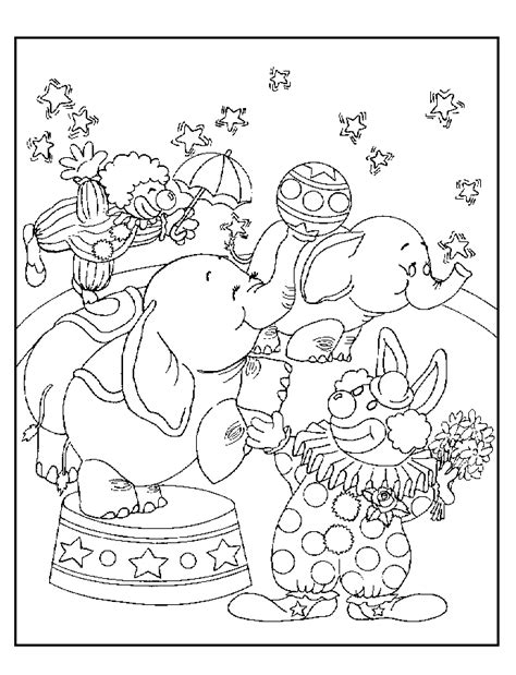 circus coloring pages preschool circus coloring page coloring home
