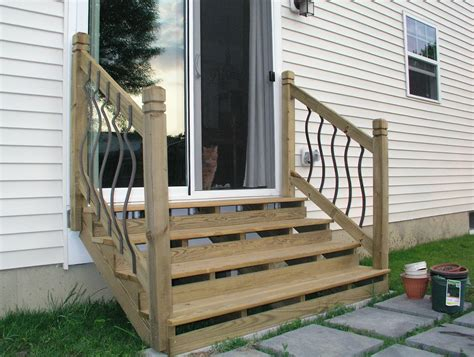 build stairs  deck patio stairs deck stairs patio steps
