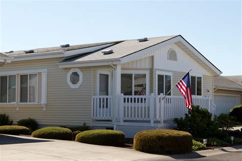 mobile and manufactured home financing