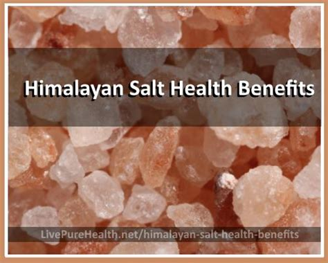 himalayan sea salt l himalayan sea salt l benefits 28 images nutrition