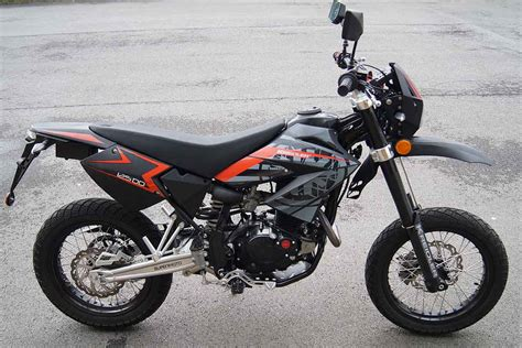 125 Ccm Motorrad Supermoto by Top Kreidler Supermoto Enduro 125 Ccm 80 101 Km H 1