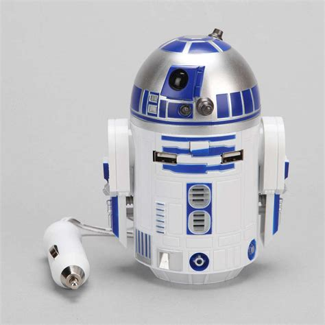 r2d2 car usb charger r2 d2 usb car charger so that s cool
