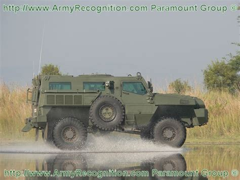 paramount matador azerbaijan orders 60 mine protected vehicles marauder
