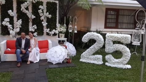 Wedding Bumi Bandhawa Bandung by 25th Wedding Anniversary The