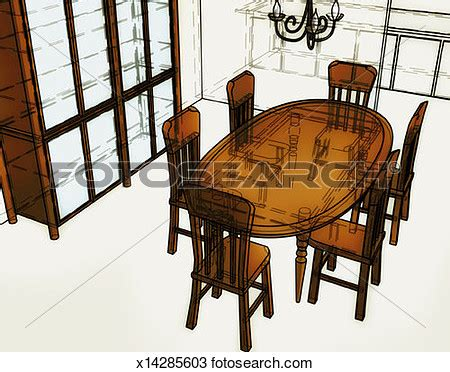 Clipart Dining Room by Dining Room Clipart Clipart Suggest