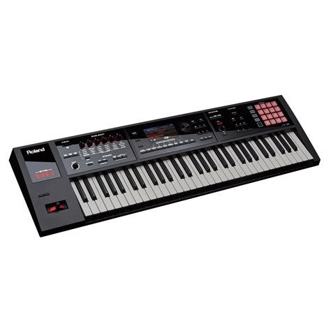 Keyboard Roland Synthesizer roland fa 06 171 synthesizer