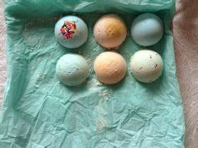 diy lush bath bombs without citric acid and of tartar follow the bunni trail diy easy bath bomb without citric acid part 1