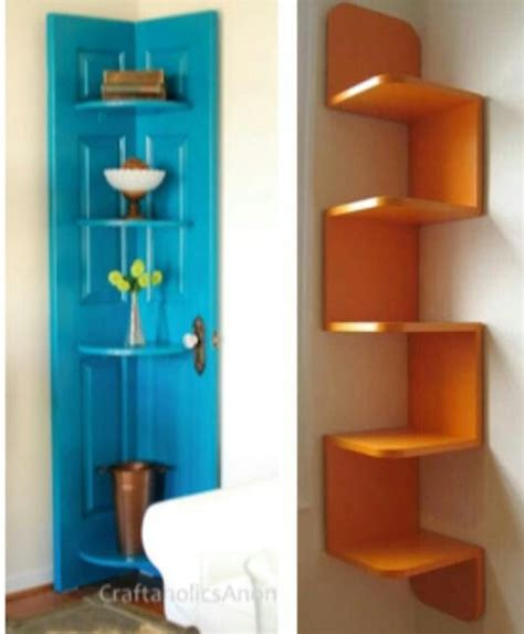 Door Corner Shelf by Corner Shelves The Door Idea Corners