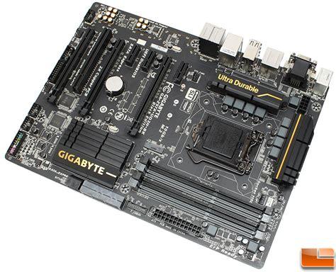 Motherboard Gigabyte Ga Hm110m A gigabyte z97x ud3h bk motherboard review legit