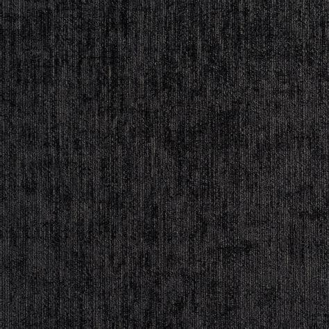 wedgewood cameo black plain chenille upholstery fabric