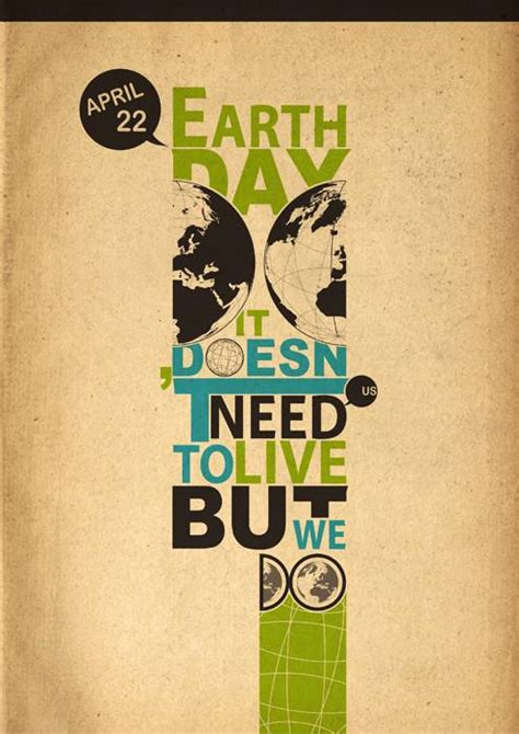 poster ideas 30 environmentally aware earth day poster ideas