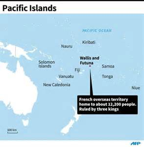 wallis and futuna map territory in pacific faces uncertain future daily