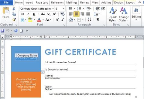 create your own gift certificate template free professional restaurant reservation template calendar