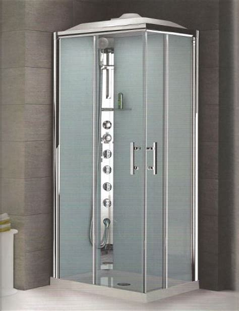 shower cubicles for small bathrooms uk fully enclosed showers home design