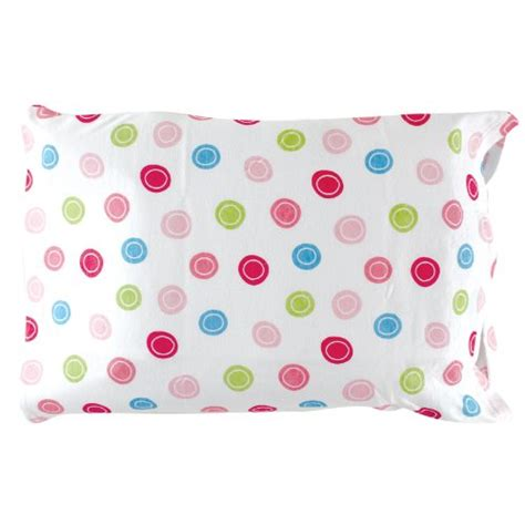 Infant Pillow Pink luvable friends infant pillow traditional pink print