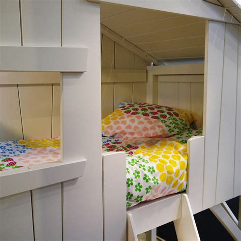 treehouse bunk beds treehouse bunkbed by cuckooland notonthehighstreet