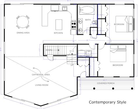 create a home floor plan make your own house plans smalltowndjs com