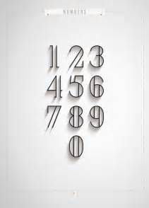 les 25 meilleures id 233 es de la cat 233 gorie nombre typographie