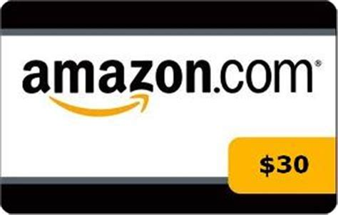 Amazon 30 Gift Card - contest win a 30 amazon gift card