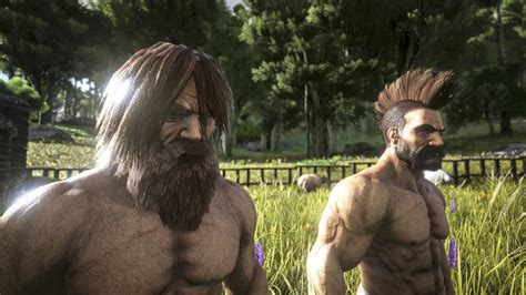 ark hairstyles mod ark survival evolved launches tek tier hits 1m downloads