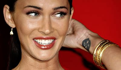 megan fox wrist tattoo the history you don t governor rick perry may