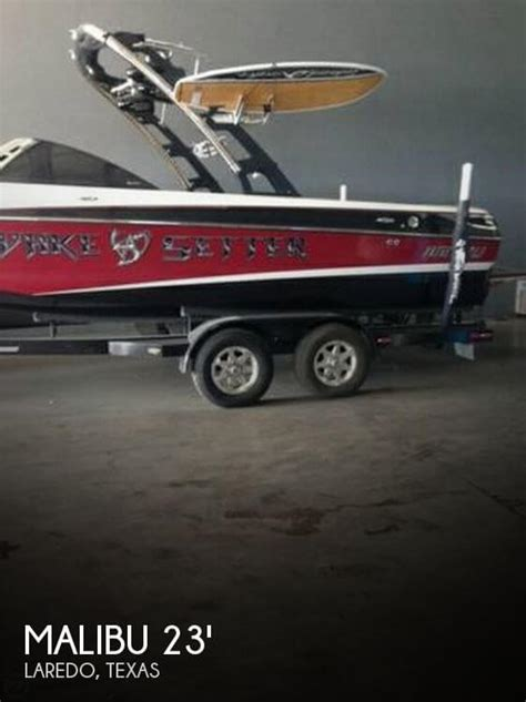wake boat for sale in texas for sale used 2011 malibu wakesetter 23 lsv in laredo