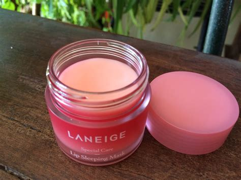 Laneige Lip Sleeping Mask Di Counter laneige lip sleeping mask daily dose of what i