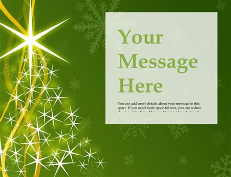 free christmas card templates christmas card template free