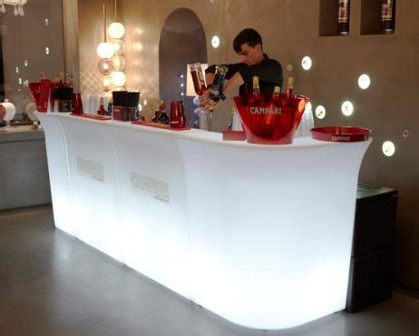 noleggio arredi roma noleggio banconi bar luminosi per eventi roma e provincia