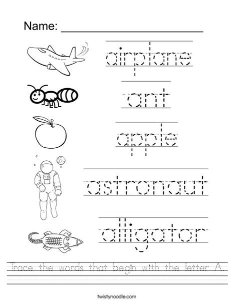 5 Letter Words Names free worksheets 187 tracing names worksheets free math