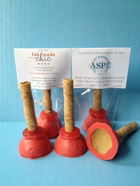 Plumbing Trade by Plumbing Trade Show Favors Fabmade Treats Favors Plumbing And Trade Show