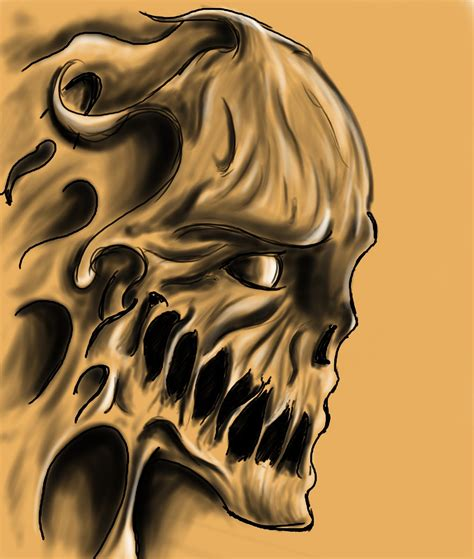 dark tattoo design ping tattoos