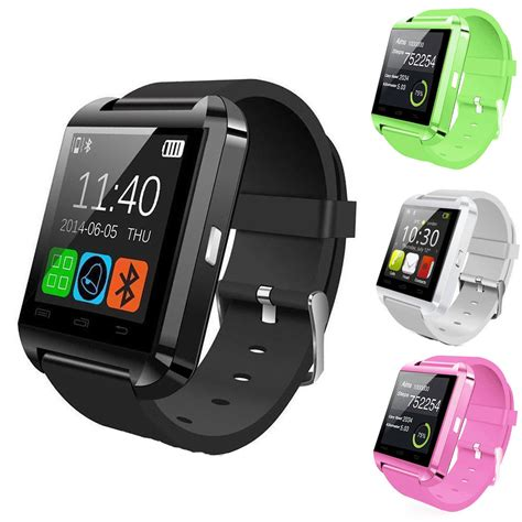 how to bluetooth from android to iphone bluetooth smart wrist phone mate for ios android iphone samsung htc lg ebay