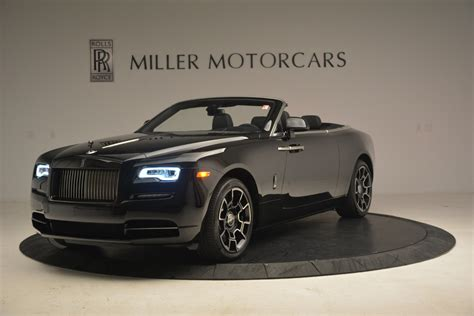 roll royce dawn black new 2018 rolls royce dawn black badge greenwich ct