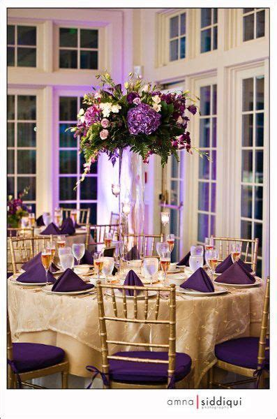 Image result for navy eggplant and gold wedding   Purple