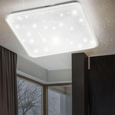 Esszimmer 2 Sterne by Luxus Led Decken Leuchten Esszimmer Sternen Himmel Effekt