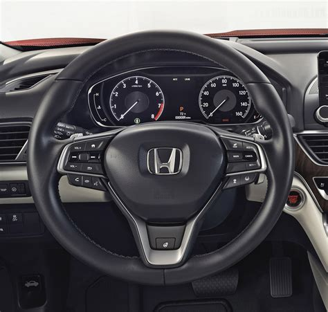honda accord heated steering wheel wo paddle shifters  tva
