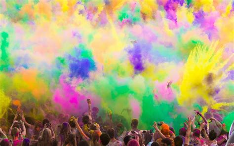 holi color the holi festival of colors 2012 computer wallpapers
