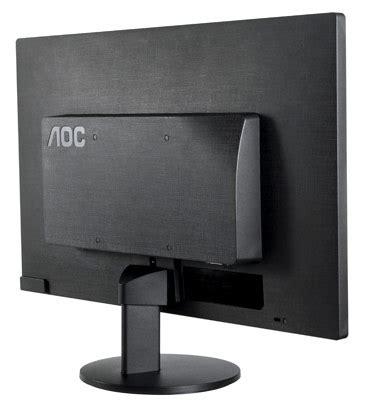 Aoc Monitor E2070swn Led 19 5 Quot aoc e2070swn 19 5 quot 1600 x 900 5ms led monitor e2070swn
