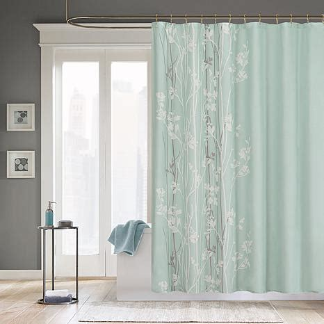 madison park bathroom madison park athena shower curtain 7454235 hsn
