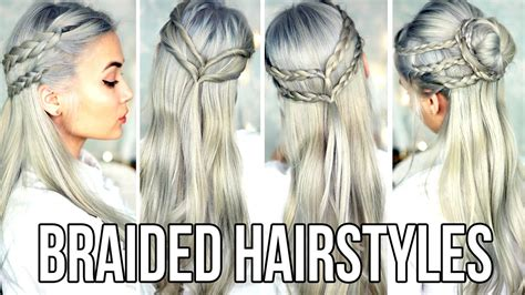 Easy Braided Hairstyles For School by Easy Braided Hairstyles For School