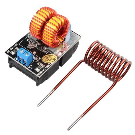induction heating driver rudolf 5 12v zvs induction heating power supply tesla driver board module free shipping dealextreme