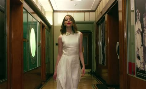 Emma Stone Queen Mary | emma stone runs free in the rms queen mary for will butler