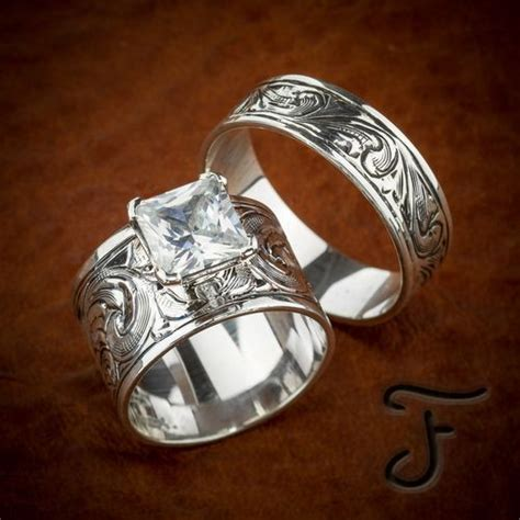 fanning jewelry wedding rings 17 best images about western design wedding bands on