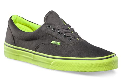 Vans Era Grey Green vans era quot pop outsole quot sneakernews