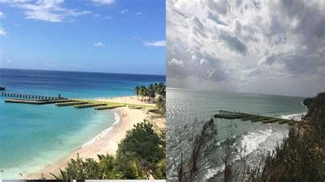 playa crash boat esta contaminada video destruida playa crash boat de aguadilla